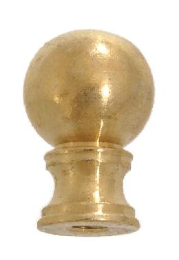 Brass Ball Finial