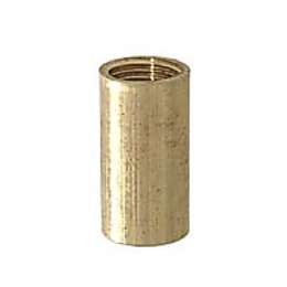 "7/8"" ht., Brass Coupling, 1/8F"