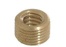 1/8M X 1/4-20F Headless Reducer Bushing