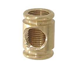 "Brass Arm End, 13/16"" ht."