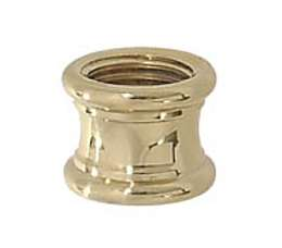 1/4F X 1/8F Brass Cluster Coupling