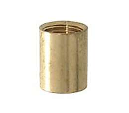 Brass Coupling, 1/8F