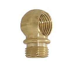 90 Degree, Brass Angle Nozzle