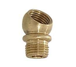 45 Degree, Brass Angle Nozzle