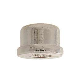 "9/16"" ht., Nickel Plated Finial, Tap 1/4-27F"