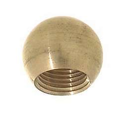 "5/8"" dia., Brass Ball"
