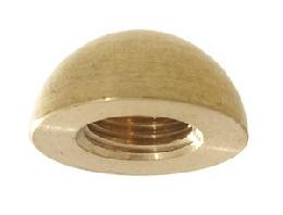 "3/4"" dia., Brass 1/2 Ball, Tap 1/8F"