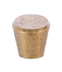 Brass Tapered Knob