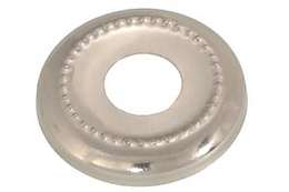 "1 1/8"" Nickle Plated Check Ring"