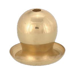 Decorative Brass Socket Cover