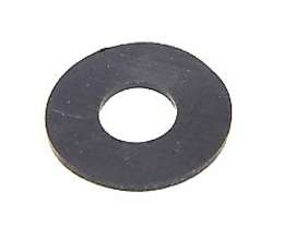 Black Rubber Washers