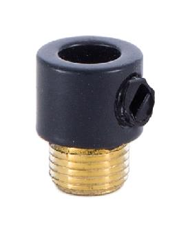 Satin Black Cord Bushing w/Set Screw