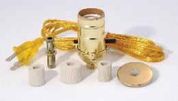 Jug or Bottle Lamp Adaptor Kit