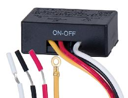 Touch Lamp Control Switches, On-Off or 3-Way