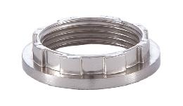 Nickel Finish Aluminum Ring