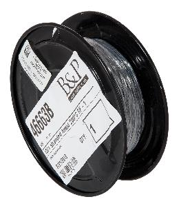 250 Ft. Spool, Black Color SF-1 Stranded Braid Wire