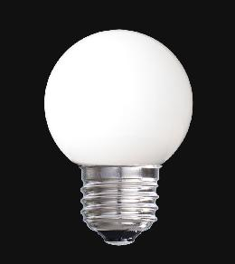 "G16.5 Medium Base 2"" Globe LED Light Bulb"