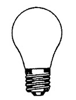 A-15, Fanlight or Appliance Bulb