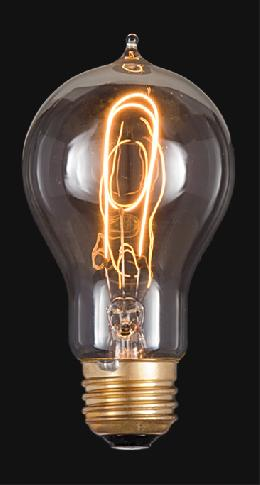 Thomas Edison Victorian Bulb 47090 B P Lamp Supply