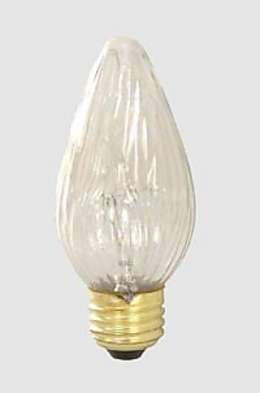 F-15 Clear Flame, Standard Base Bulb