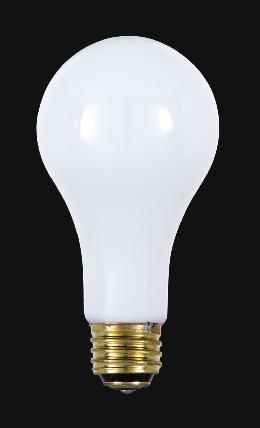 Soft White A-21 3-Way Medium Base Bulb