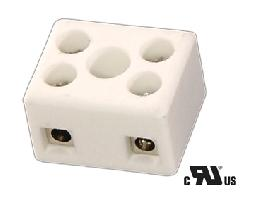 Ceramic 4-Terminal Wire Connector