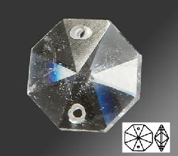 Faceted Jewel Rock Crystal