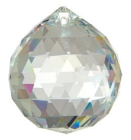 Strass Faceted Ball