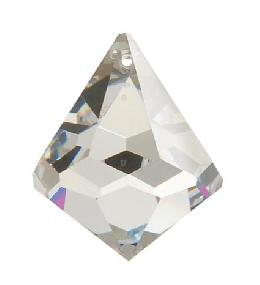 Strass Plug Drop Prism - No Bead