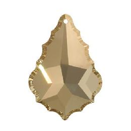 Strass Golden Teak Pendalogue