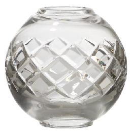 Diamond Pattern Clear Ball