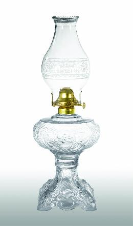 Princess Feather Pattern Kerosene Lamp 67503d B Amp P Lamp