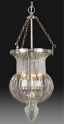 NEW! Long-Neck Melon Bell Jar Lantern