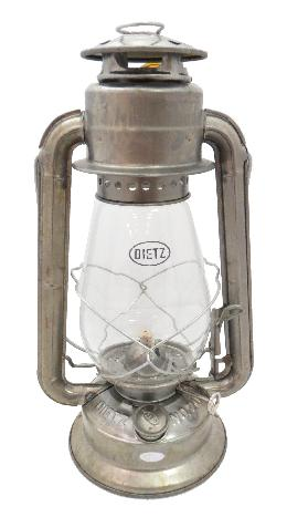 Unfinished Dietz Brand #20 Junior Lantern
