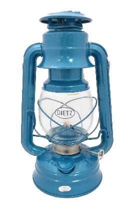 "Blue Dietz Brand #76 ""The Original"" Oil Lantern"
