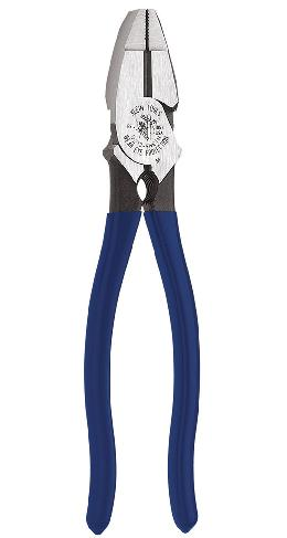 Klein Tools 9 Inch (229 mm) Linemans Bolt-Thread Holding Pliers