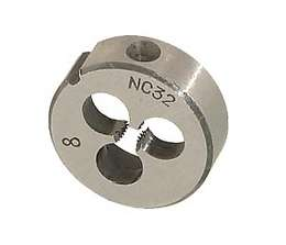 Round Split Adjustable Dies
