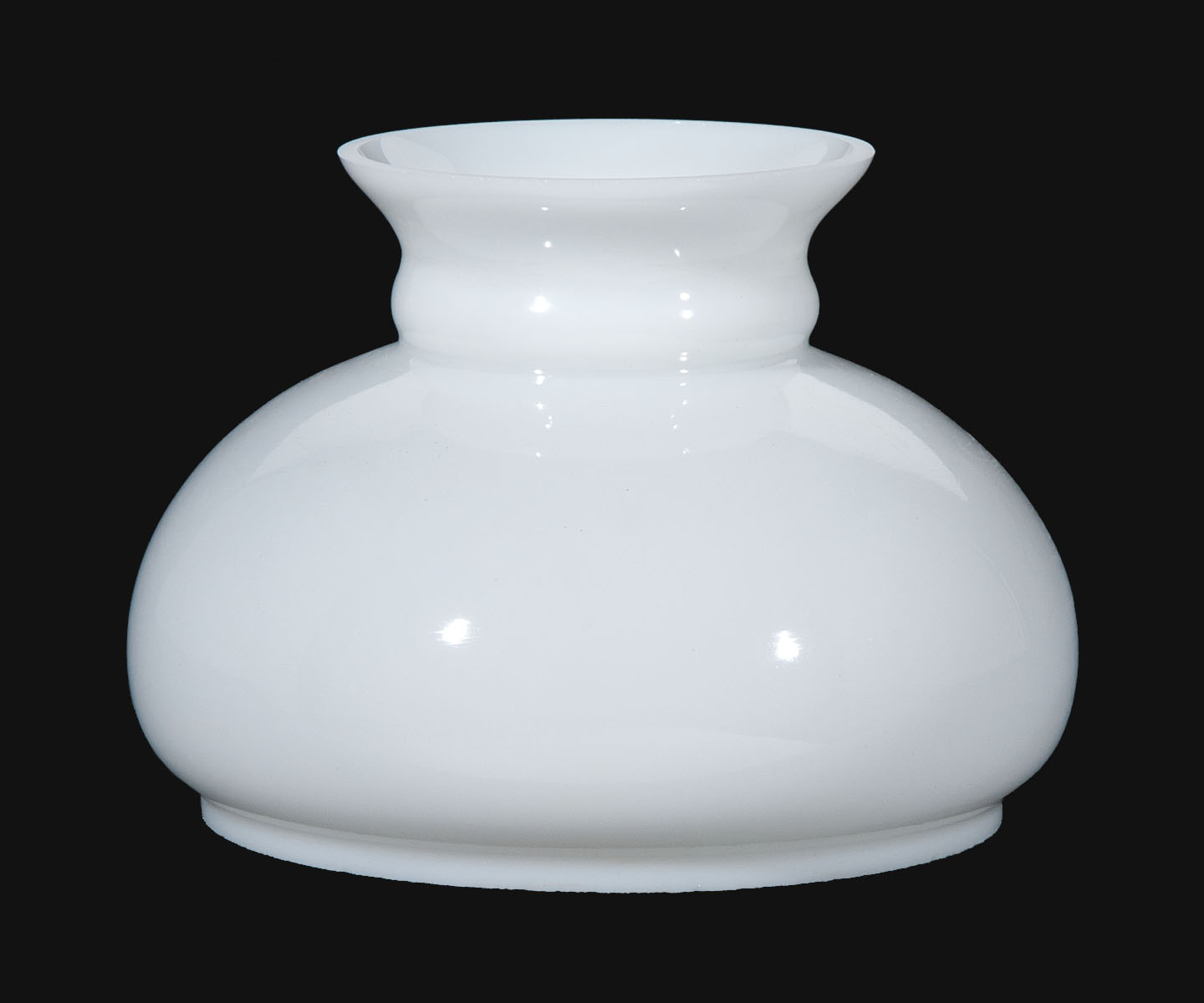 7 opal glass student shade plain top 00601 bp lamp supply for 7 inch table lamp shades