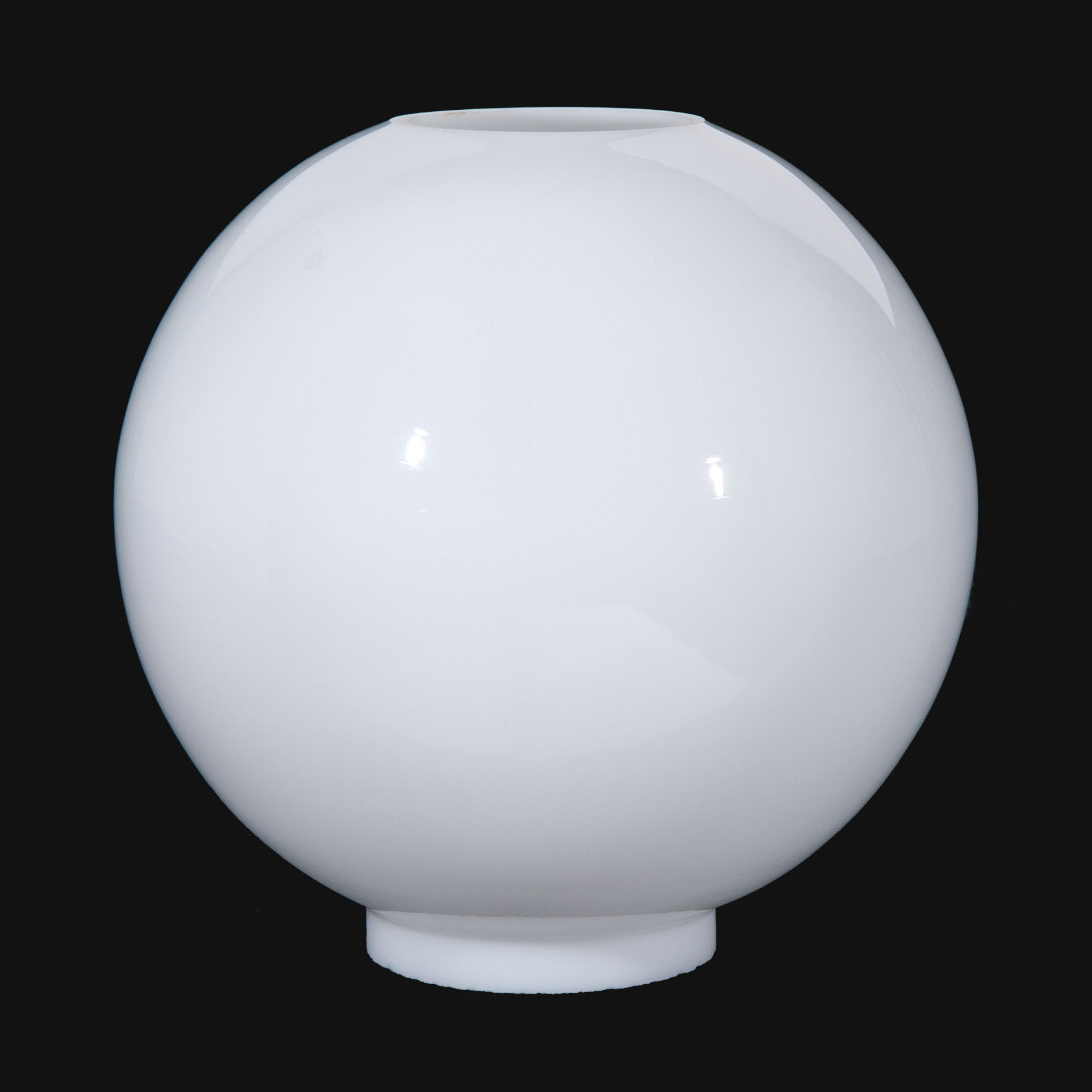 11 Usa Made Opal Glass Ball Shade 07500 B Amp P Lamp Supply