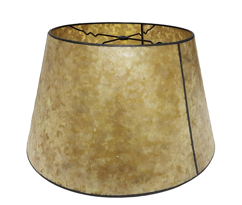 Golden Mica Empire Style Floor Lamp Shade 05719gd B Amp P