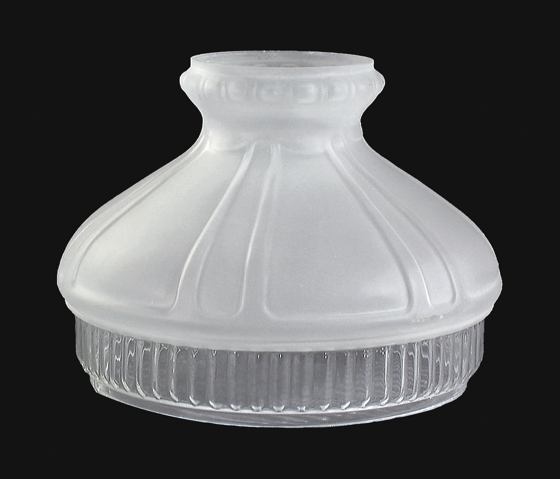 10 Etched Glass Shade Style 601 06570 B Amp P Lamp Supply