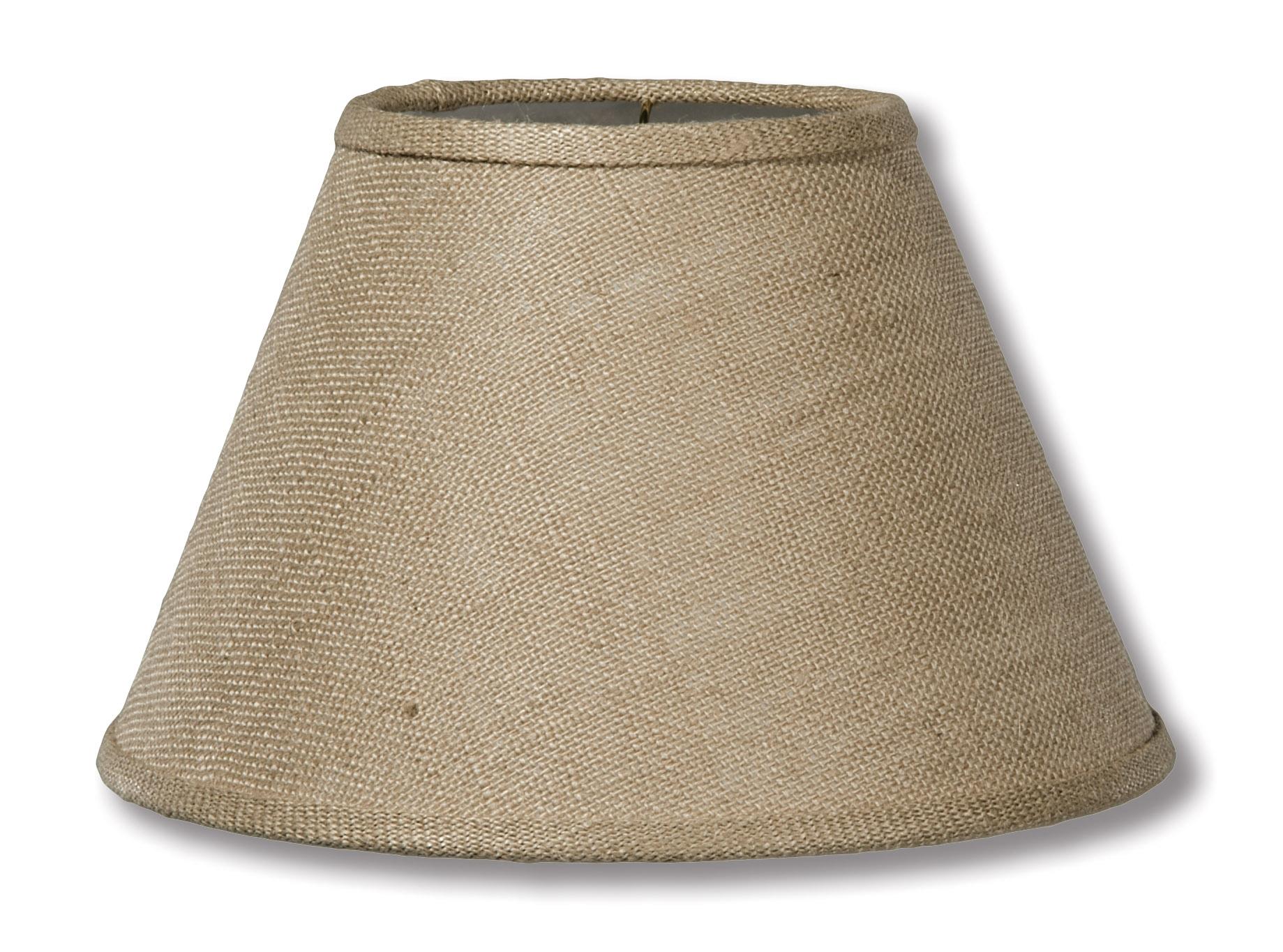 Burlap Empire Hardback Shade 06986b B Amp P Lamp Supply
