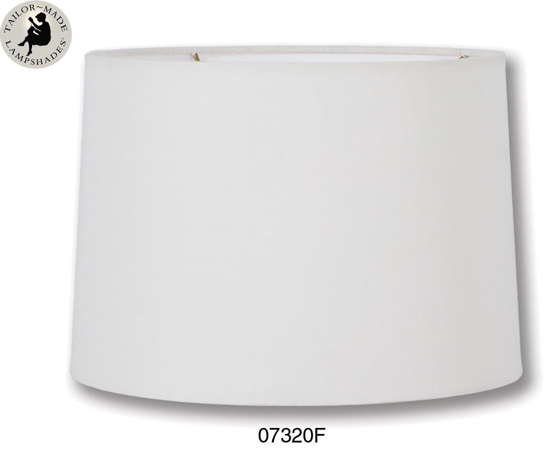 Off White New Drum Style Lamp Shades 07320f B Amp P Lamp Supply