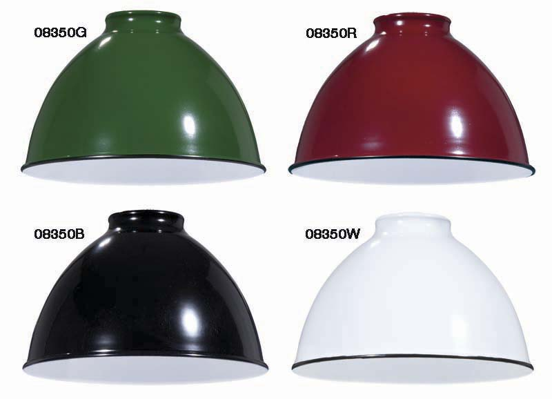 08350gx 7 1 16 Industrial Style Metal Dome Shades 2nds