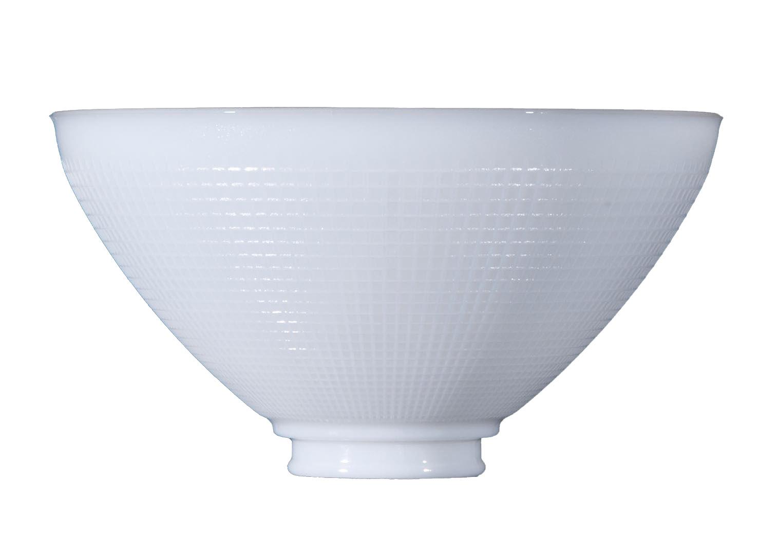 10 I E S Opal Glass Reflector Shade 08392 B Amp P Lamp Supply