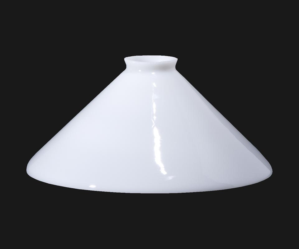 """1 Replacement Ribbed Textured Glass Light Shade 2 1//4/"""" fitter CEILING Chandelier"""