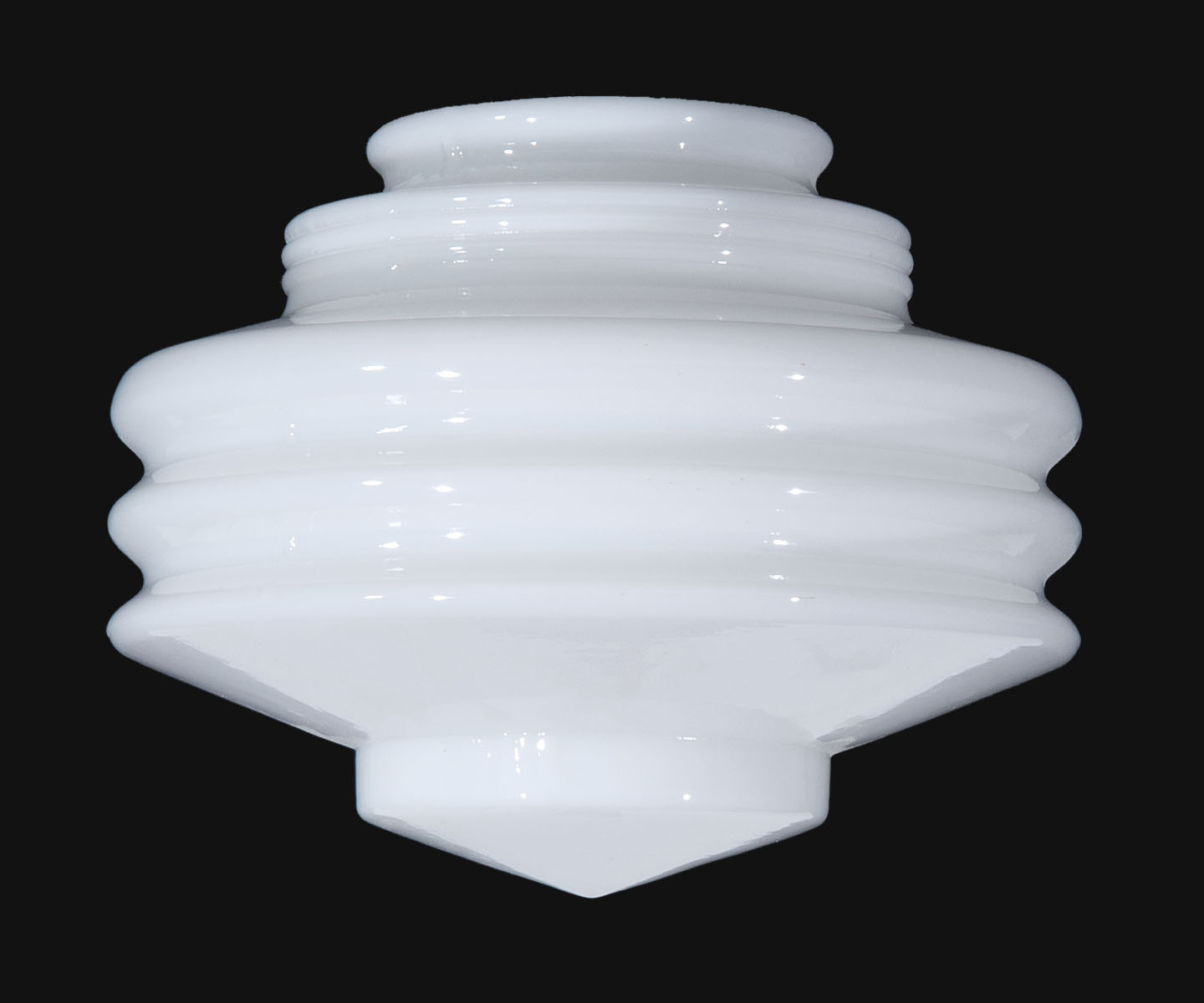 08862 8 Disc Design Art Deco Pendant Shade