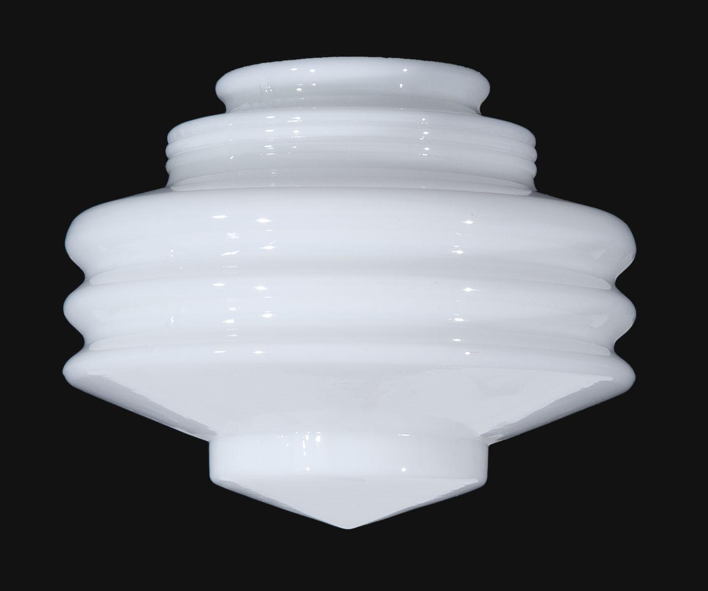 8 Disc Design Art Deco Pendant Shade 08862 B Amp P Lamp Supply