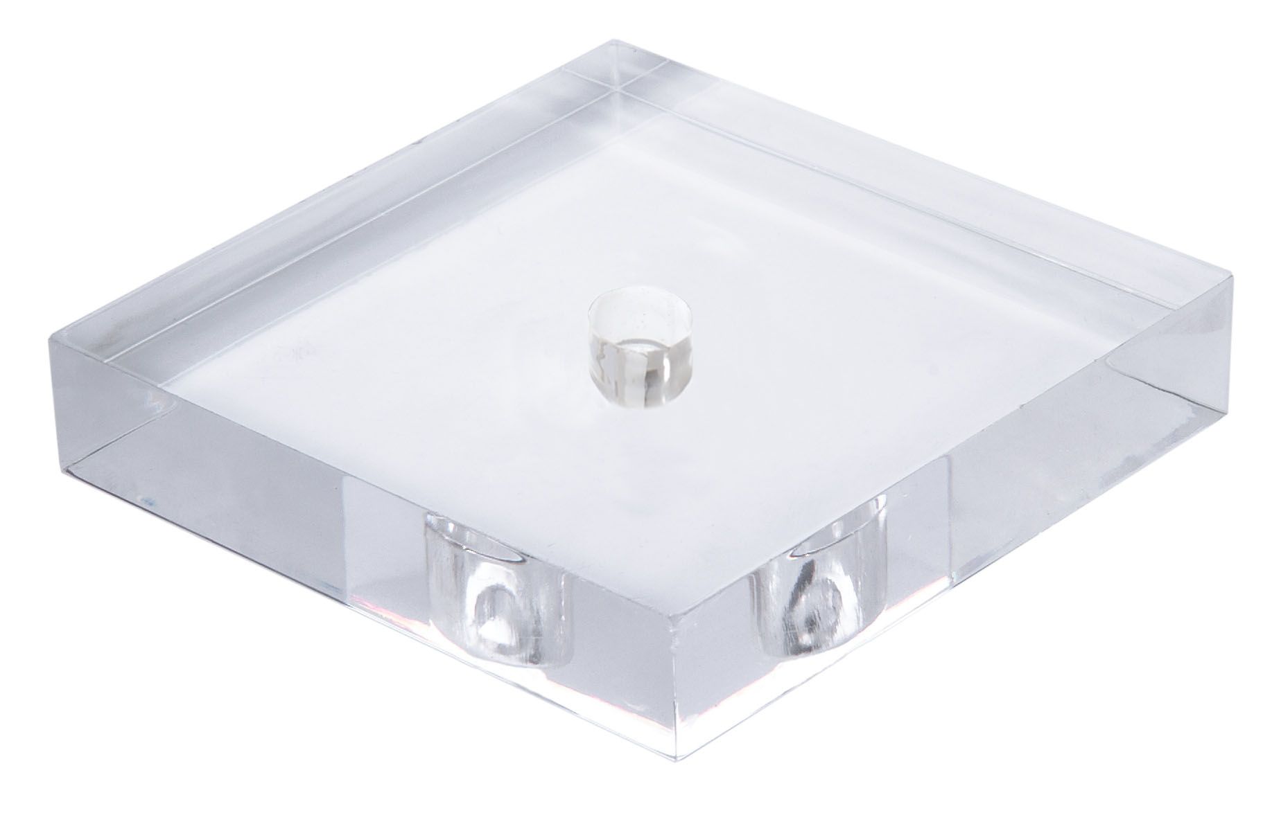 Clear Square Acrylic Lamp Breaks 10393 B Amp P Lamp Supply