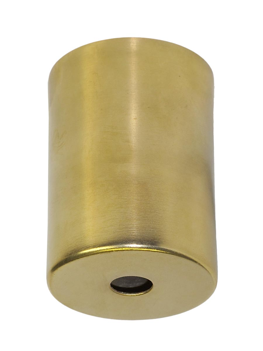2 5 16 Inch Brass Lamp Socket Cup 11661tu B Amp P Lamp Supply